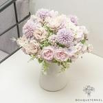 Petite Compositions Florale pour Table Mariage | Fleurs Artificielles | Hortensias Artificiels |  Bouqueternel