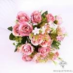 Centres de Table de Mariage Fleurs Artificielles | Fleurs Artificielles | Roses Artificielles | Bouqueternel