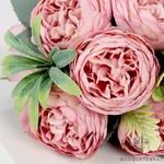 Centre de Table en Fleur pour Mariage Champêtre | Fleurs Artificielles | Renoncules Artificielles | Bouqueternel