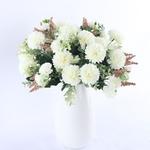 Hortensia Bleu Artificiel Bouquet Artificiel Bouqueternel