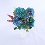 Bouquet Artificiel Hortensia Bleu Artificiel Bouqueternel