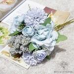 Centre de Table Mariage Bohème | Fleurs Artificielles | Hortensias Artificiels | Bouqueternel