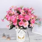 Bouquets Artificiels Pivoines Bouquet Artificiel Bouqueternel