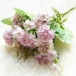 Hortensia Artificielle Bouquet Artificiel Bouqueternel