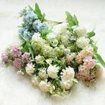 Bouquet Artificiel Hortensia Artificiel Bouqueternel