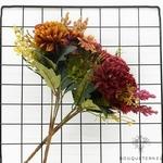 Centres de Table Mariage Nature Chic | Fleurs Artificielles | Roses Artificielles | Bouqueternel