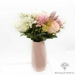 Centres de Tables Mariage Nature Chic | Fleurs Artificielles | Roses Artificielles | Bouqueternel