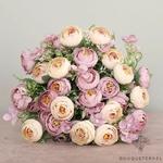 Centre de Table pour Mariage Pas Cher | Fleurs Artificielles | Renoncules Artificielles | Bouqueternel