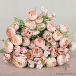 Centres de Table Mariage Pas Cher | Fleurs Artificielles | Renoncules Artificielles | Bouqueternel