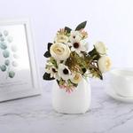 Bouquet Artificiel Fleurs Artificielles pour Cimetière Bouqueternel