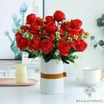 Fleurs Artificielles Déco Table | Fleurs Artificielles Mariage | Bouqueternel
