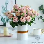 Fleurs Artificielle Déco Table | Fleurs Artificielles Mariage | Bouqueternel