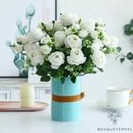 Fleurs Artificielles Déco Tables | Fleurs Artificielles Mariage | Bouqueternel