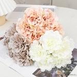 Décorations Tables Rondes pour Mariage | Fleurs Artificielles | Renoncules Artificielles | Bouqueternel