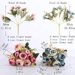 Fleurs Artificielles pour Cimetière Bouquet Artificiel Dimensions Bouqueternel