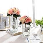 Bouquets de Mariée Artificiels Pas Cher | Fleurs Artificielles | Renoncules Artificielles | Bouqueternel