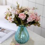 Fleurs Artificielles Pas Cher Cimetière Pivoine Artificielle Bouqueternel