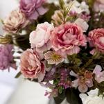 Pivoine Artificielle Fleurs Artificielles Pas Cher Cimetière Bouqueternel