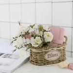 Bouquet de Fleurs Artificielles Pas Cher Cimetière Bouqueternel