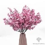 Centre de Table de Mariage Original Rose | Bouquet Artificiel | Magnolias Artificielles | Bouqueternel