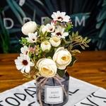 Bouquet Artificiel Décoration de Table Mariage Chic Bouqueternel