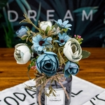 Bouquets Artificiels Décoration de Table Mariage Chic Bouqueternel