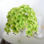 Bouquet Artificiel Orchidée Artificielle Haut de Gamme Bouqueternel