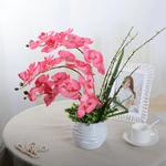 Bouquet Artificiel Orchidées Artificielles Haut de Gamme Bouqueternel