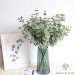 Branche Artificielle Eucalyptus en Branche | Plante Artificielle | Bouqueternel