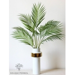 Feuilles de Palmier | Plante Artificielle | Branche Artificielle l Bouqueternel