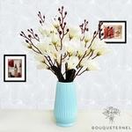 Bouquet Magnolia Soulangeana à Grandes Fleurs Artificiels | Bouquet Artificiel | Bouqueternel.jpg