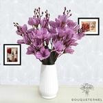 Magnolia Soulangeana à Grandes Fleurs | Bouquet Artificiel | Bouqueternel