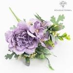 Composition de Fleurs Artificielles Violette | Bouquet Artificiel | Bouqueternel