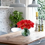 Bouquet de Coquelicots Artificiels | Bouquet Artificiel | Bouqueternel