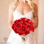 Bouquets de Coquelicots Artificiels Fleurs Artificielles | Bouquet Artificiel | Bouqueternel