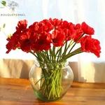 Coquelicots Artificiels en Bouquet | Bouquet Artificiel | Bouqueternel