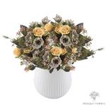 Bouquet Artificiel Composition Florale Moderne   Bouquet Artificiel   Bouqueternel