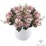 Bouquet Artificiel Composition Florale Rosaceae Moderne   Bouquet Artificiel   Bouqueternel