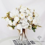 Composition Florale Mariage | Bouquet Artificiel | Bouqueternel