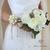 Bouquet de Mariée Artificiel Pas Cher | Fleurs Artificielles | Renoncules Artificielles | Bouqueternel