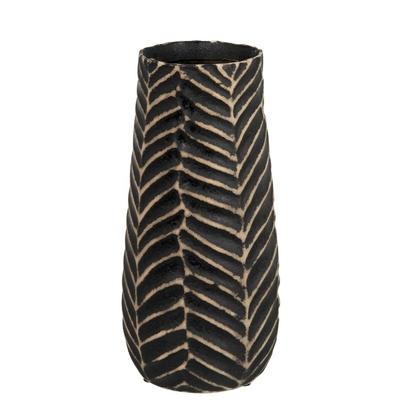 Vase ethnique en céramique
