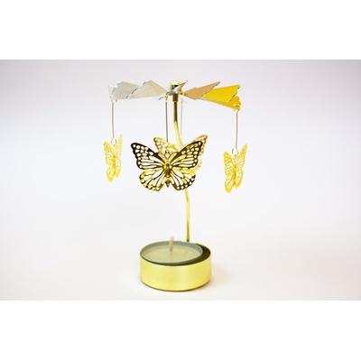 carrousel papillon