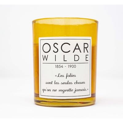 Bougie citation- Oscar Wilde
