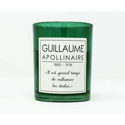 Bougie citation- Guillaume Apollinaire