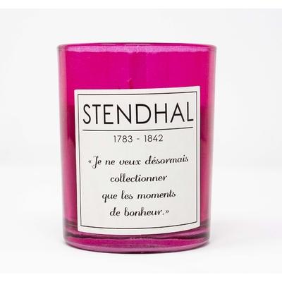 Bougie citation- Stendhal