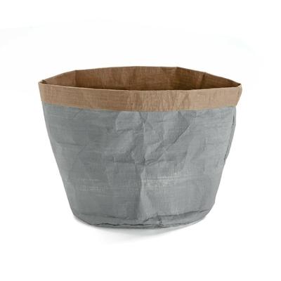 Cache-pot en papier imperméabilisé