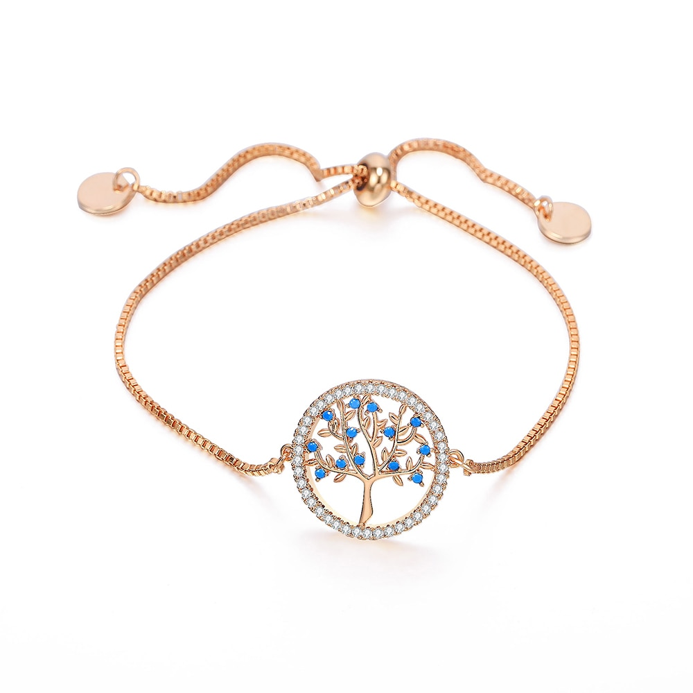 Bracelet Arbre de vie - Eclatant