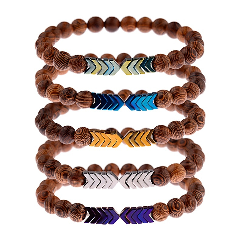 Bracelet Tibétain - Flèche