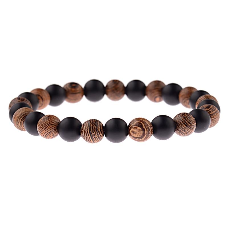 Bracelet Tibétain - YinYang