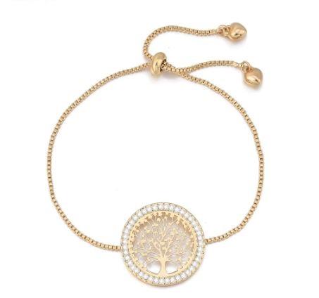 Bracelet Arbre de vie - Elégant